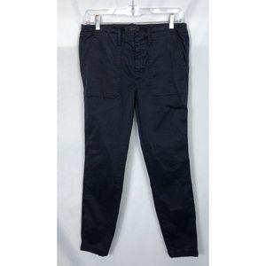 J. Crew Navy Blue Skinny Pants Size 28